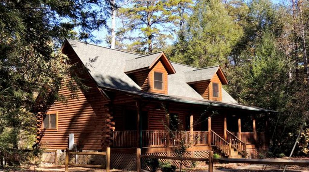 Riverside Cabin Retreat