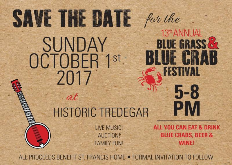 Blue Grass & Blue Crab Festival