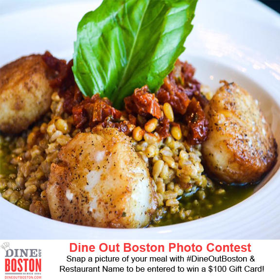 Dine Out Boston photo contest