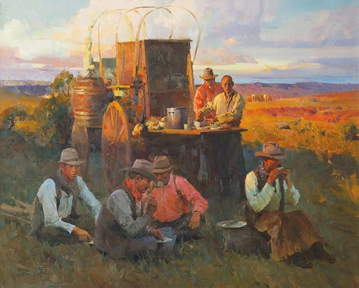 Immigrant Artists and the American West at TAM