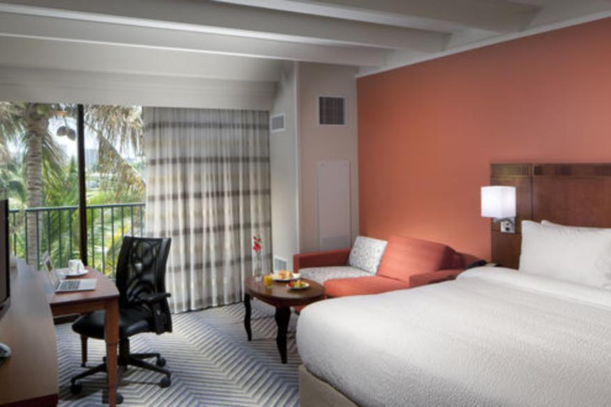 Renovated King Guest Room