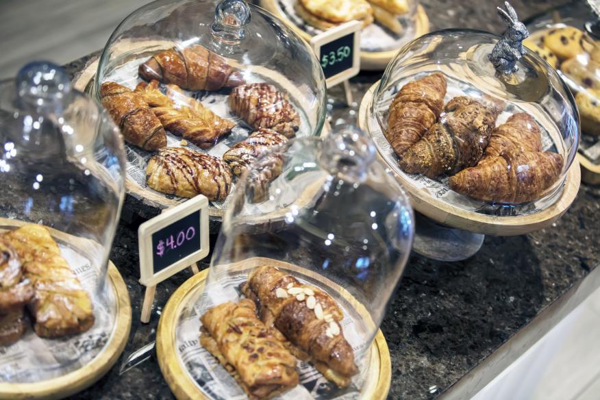 Calusa Coffee Pastries