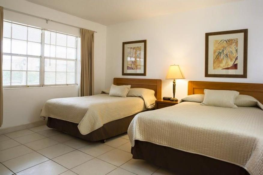 carriage hosue bedrooms