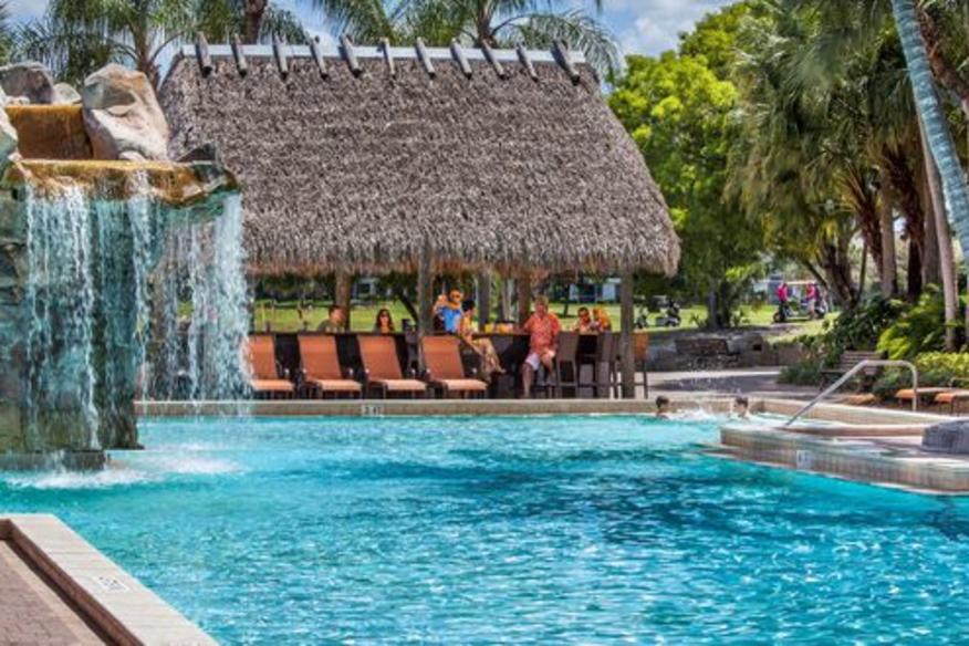 Bonavneture Resort & Spa Main Pool