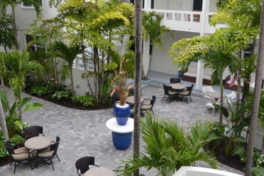 Drift Courtyard