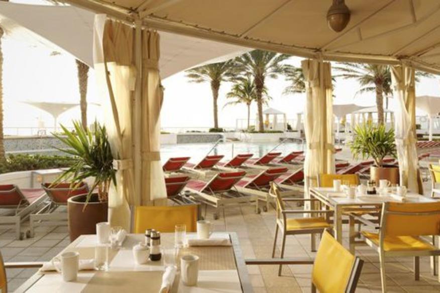 ilios Restaurant Terrace