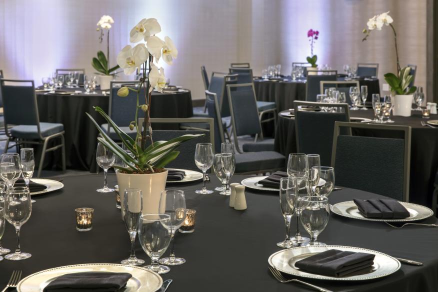 Atlantic Ballroom - Dinner