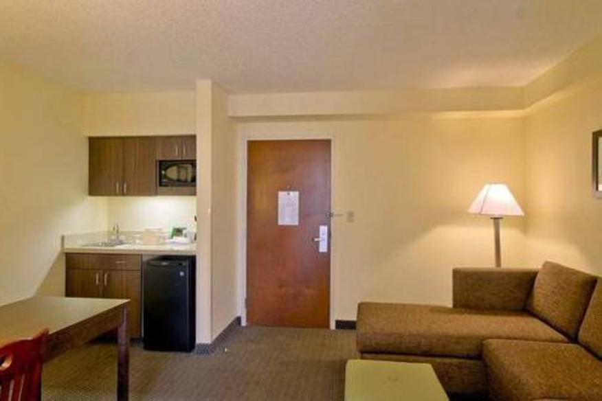 Kitchenette in all suites!