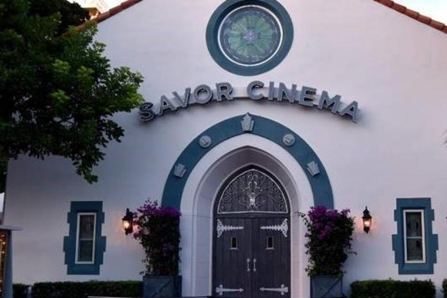 Front of Cinema