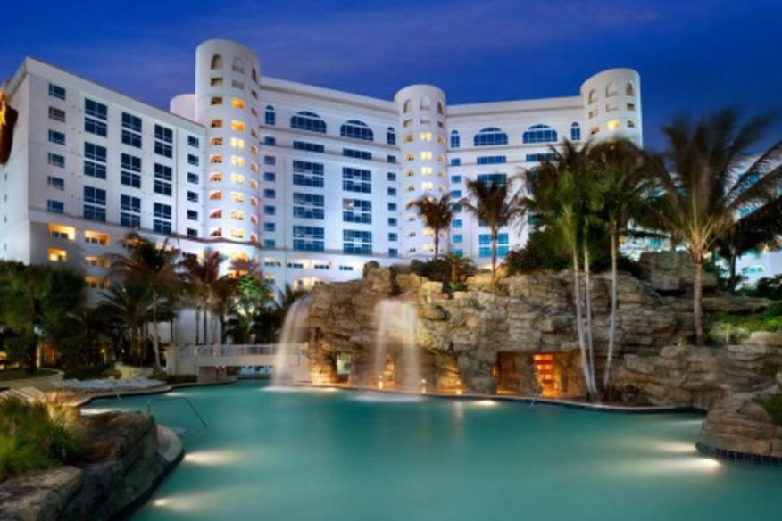 SEMINOLE HARD ROCK HOTEL & CASINO - HOLLYWOOD
