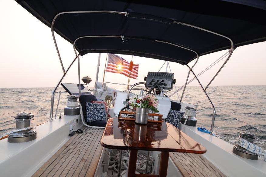 Moment Sailing Adventures