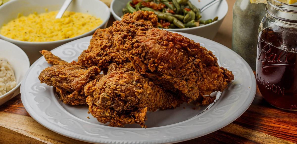 republic chicken