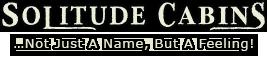 Solitude Cabins Logo