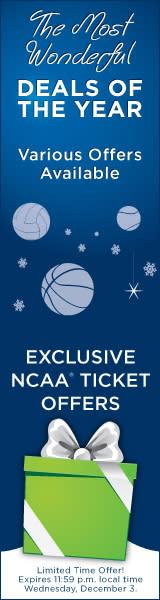 NCAA Ticket Cyber Monday