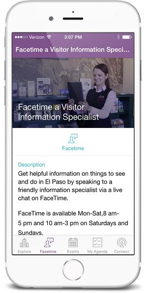 El Paso - Facetime