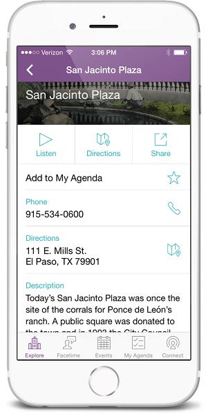 El Paso App Launch