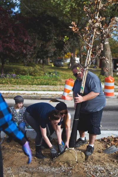 Grand Rapids Tree Beer 2015 Collaboration