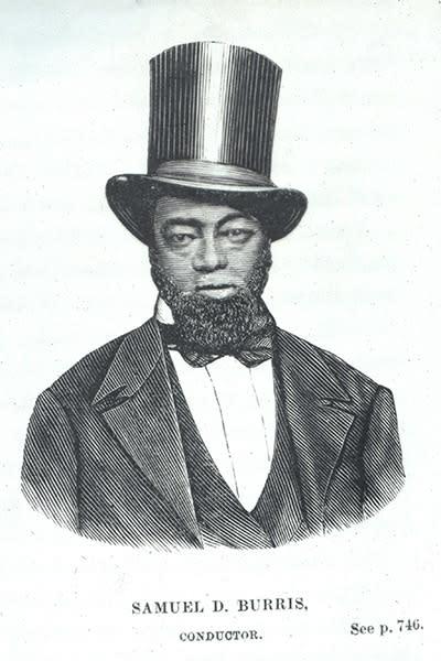 Samuel Burris
