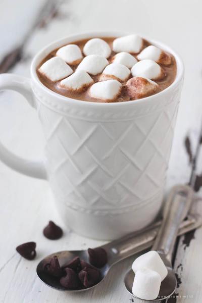 The Chocolate - Hot Chocolate