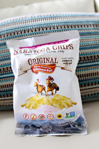 Bag of Saratoga Chips