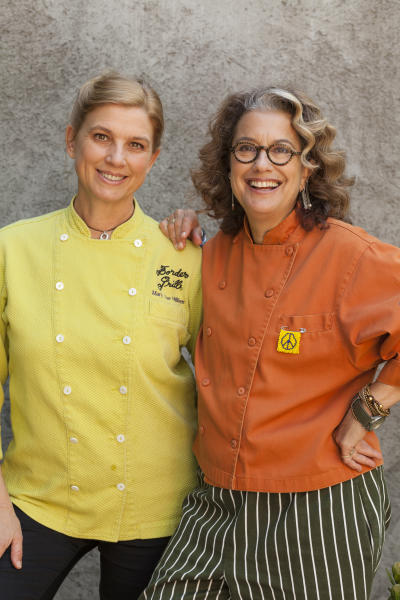Sue Milliken and Susan Feniger