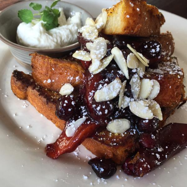Watertable - Spiced Pumpkin French Toast