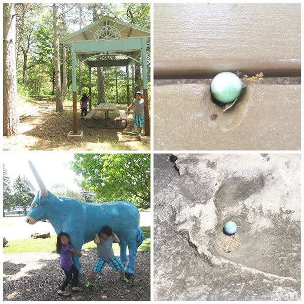 Finders Keepers - Blue Ox/Carson Park