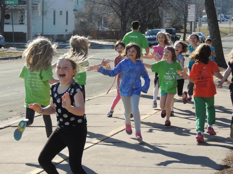 Girls On The Run - Photo by: GOTR Council Director Kim Gillett.
