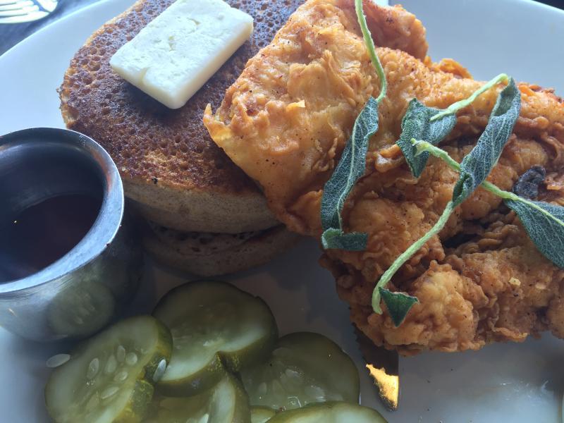 Yard House Nashville Hot Chicken
