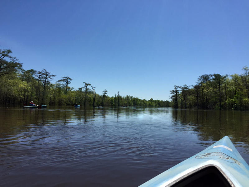 Canoe Neches River