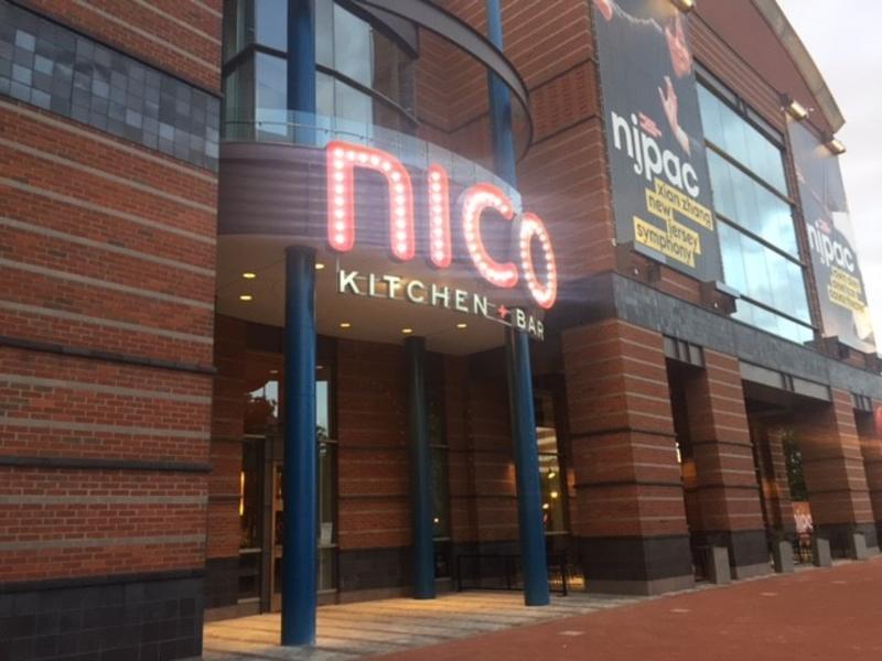 Nico Outside