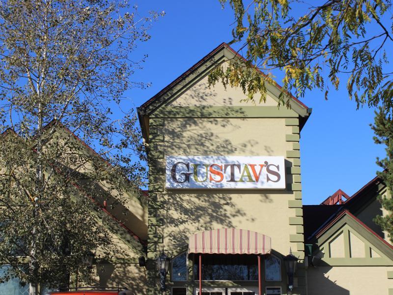 Gustav's exterior