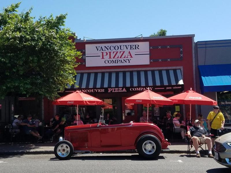 Vancouver Pizza