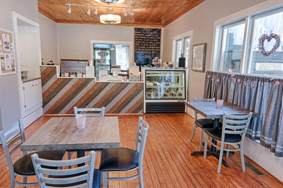 Broad River Coffee, Chimney Rock, NC