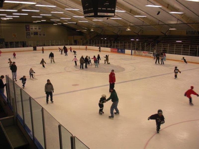 Family Skate at Hobb's Ice Center