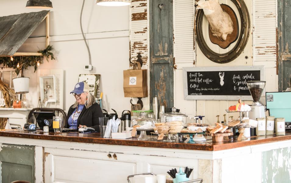 Buckhead at Bleu 32 Antique Marketplace