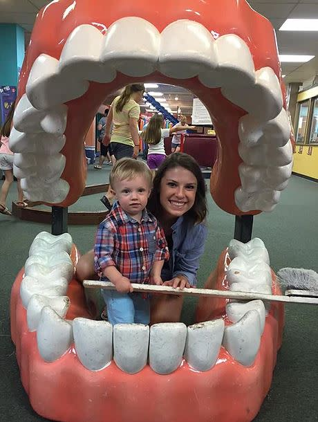 Big Mouth | Children's Museum Lake Charles