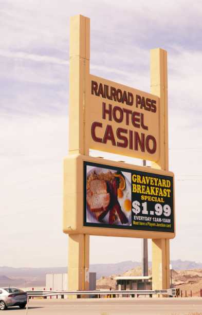 Railroad Pass Hotel and Casino