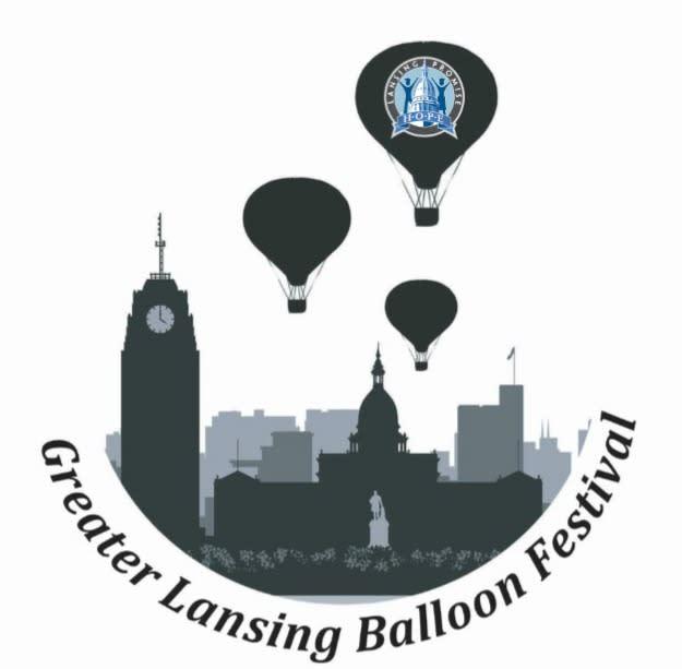 Lansing Balloon Logo