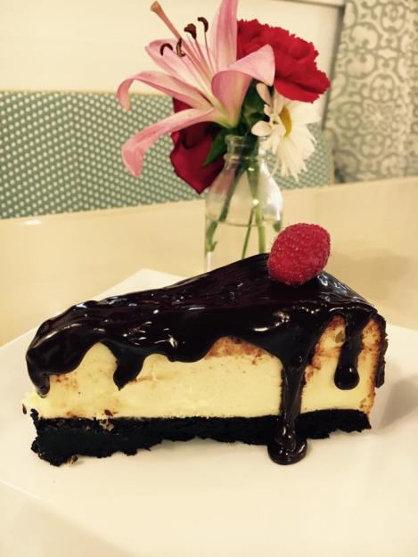 The Bekery Cheesecake