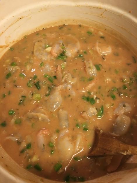 How to make Shrimp Etouffee