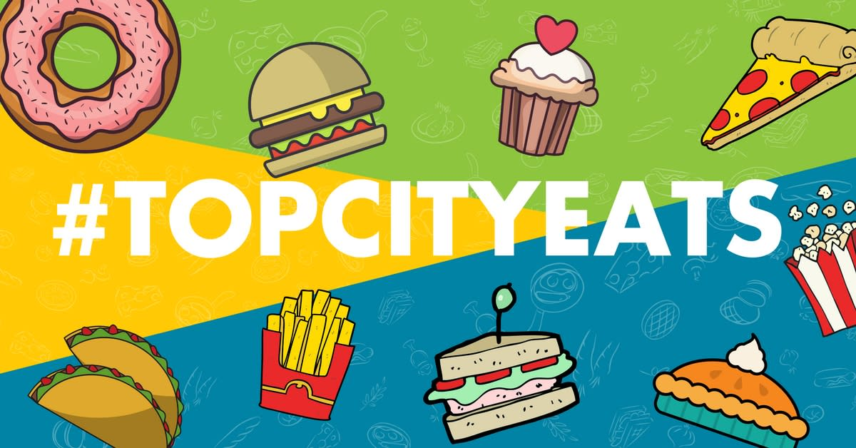 top city eats topeka kansas fun graphic