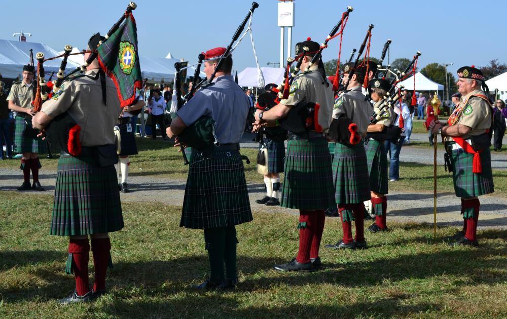 Virginia Celtic Festival & Highland Games