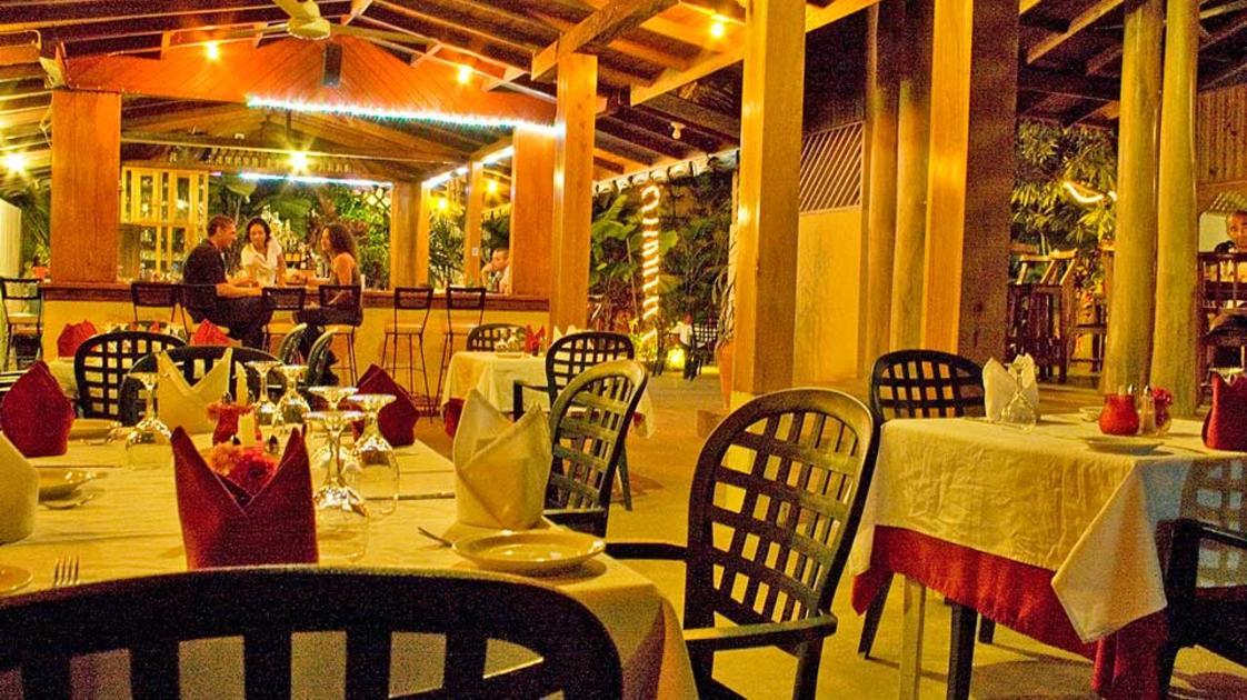 Sunrise Club restaurant