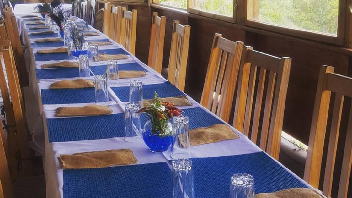 Special Occasion at Blue Ridge Restaurant