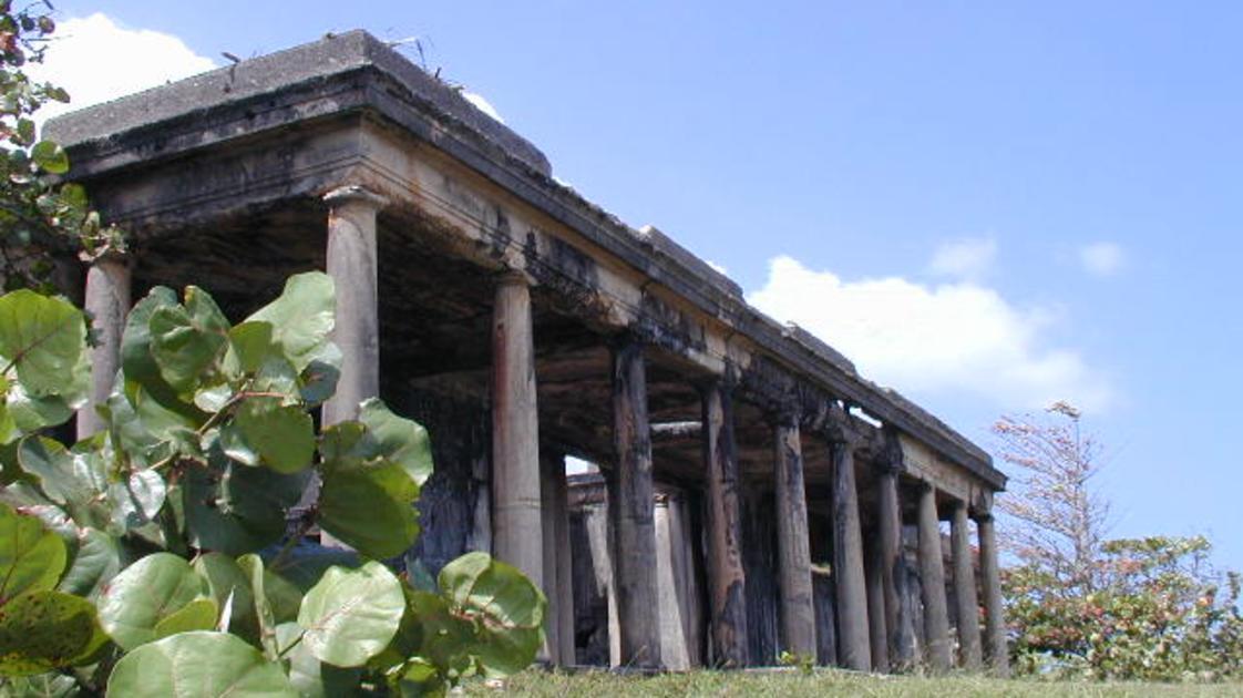 Folly Ruins