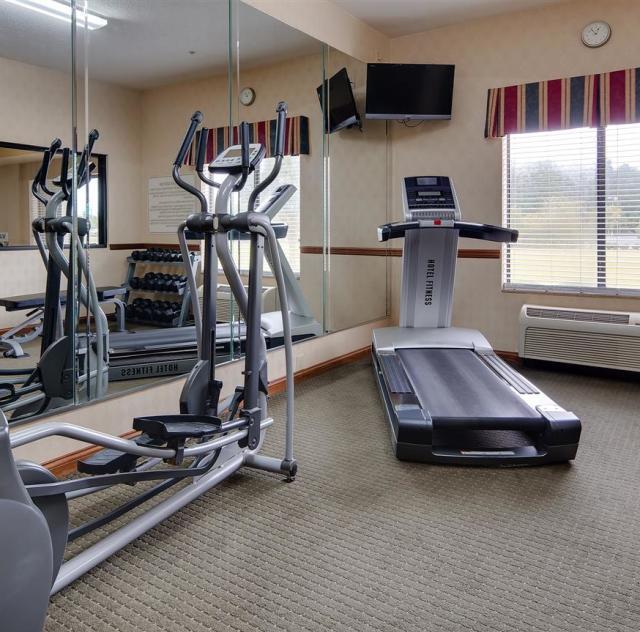 Best Western Fitness Room