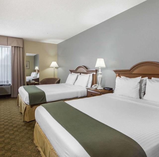 Days Inn Selma Double Room