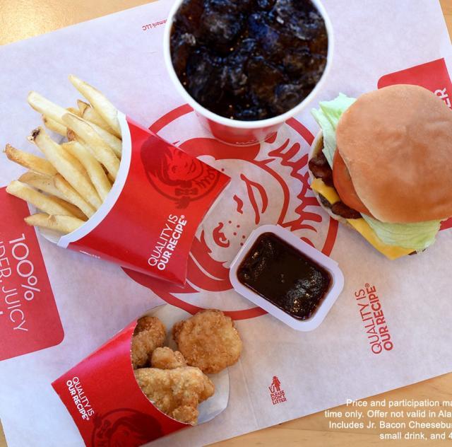 Wendy's Food