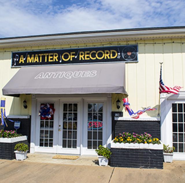 Matterofrecord